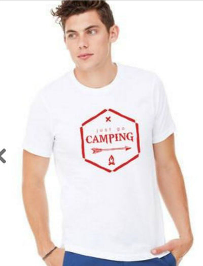 Just Go Camping Shirt