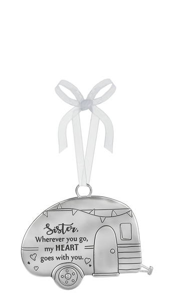 """Sister"" Ornament"
