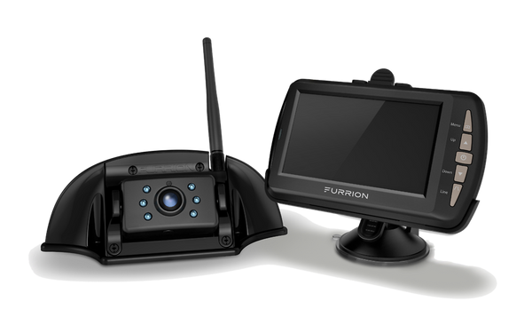 Furrion Vision 1 Wireless Backup System with Mounting Bracket