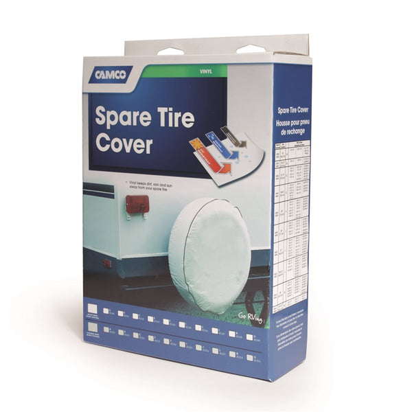 Camco Single Spare Tire Cover