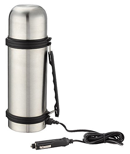12V 1-Liter Bottle Thermos