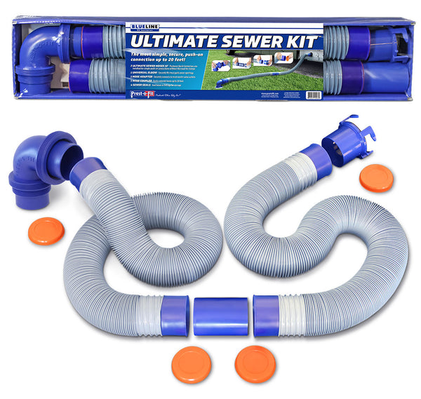 Blue Line Ultimate Sewer Kit
