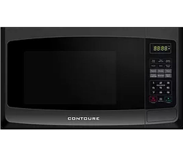 Contoure 1.0 Cu. Ft. Built-In Microwave Oven (Black)