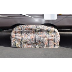 "ADCO Game Creek ""Oaks"" Camo Tyre Gards - Double Tire Cover"