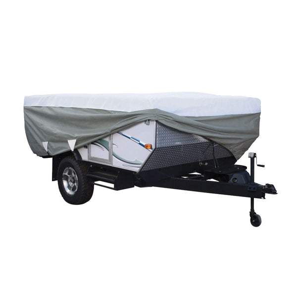 PolyPRO™ 3 Folding Camping Trailer Cover 8' - 10'L