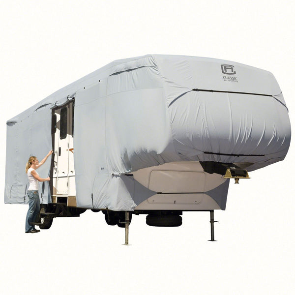 "PermaPRO™ 5th Wheel Cover 26' - 29' L, 130"" Max Height"