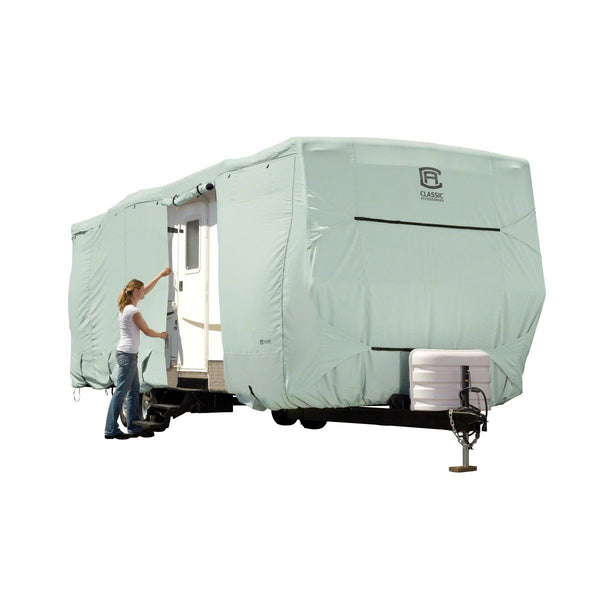 "Limited Edition PermaPRO™ Travel Trailer Cover 22' - 24' L, 118"" Max Height"
