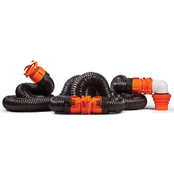 Dominator 15' Sewer Hose Kit