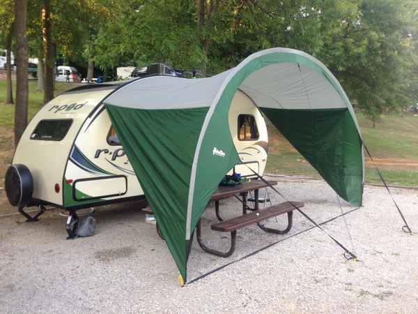 R-Pod Trailer Shade Awning