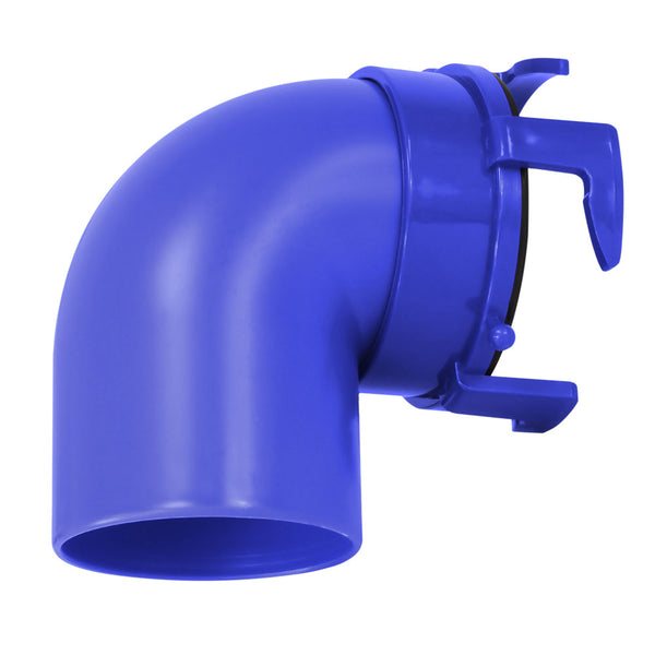Blue Line 90 Degree Hose Adapter