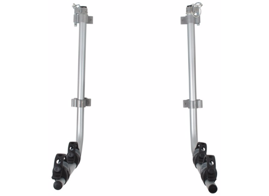 Surco 2 Bike Carrier for Vans and RVs - Ladder Mount