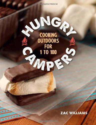 Hungry Campers Cookbook by Zac Williams