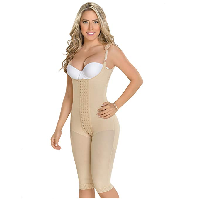 Fajas M&D F0080 - Long Girdle with 4 fastening levels