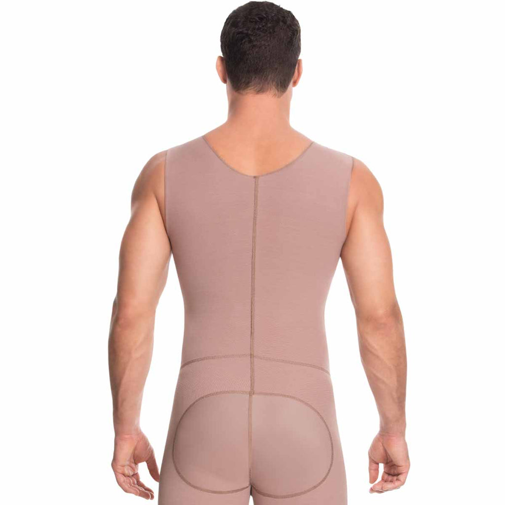 Fajas Diseño de Prada Ref 11016 / 09016 Post-Surgical Posture Improvement Male Girdle