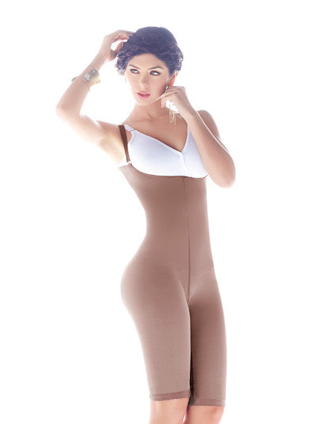 Fajas Diseño de Prada  Ref 11084 Smart Girdle with Mid-Bidirectional Adjustments