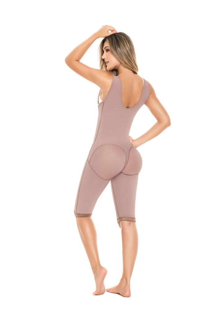 Fajas Diseño de Prada  Ref 11175 / 09175 Waist Reducing Girdle with Maximum Compression & High Back
