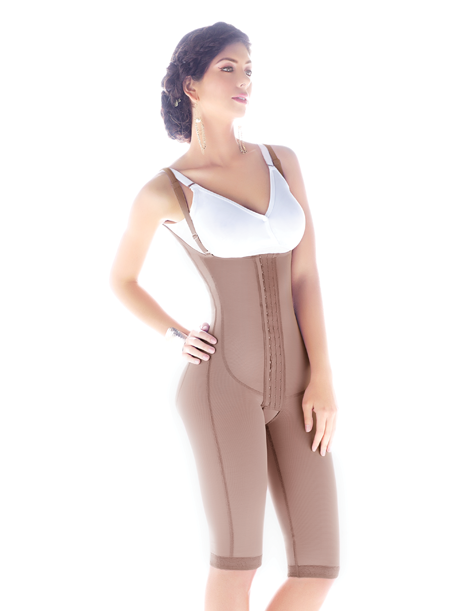 Fajas Diseño de Prada  Ref 11175  Waist Reducing Girdle with Maximum Compression & High Back