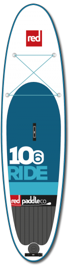 "Red Paddle 10'6"" Stand Up Paddleboard"