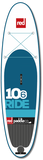 Red Paddle Stand Up Paddleboard
