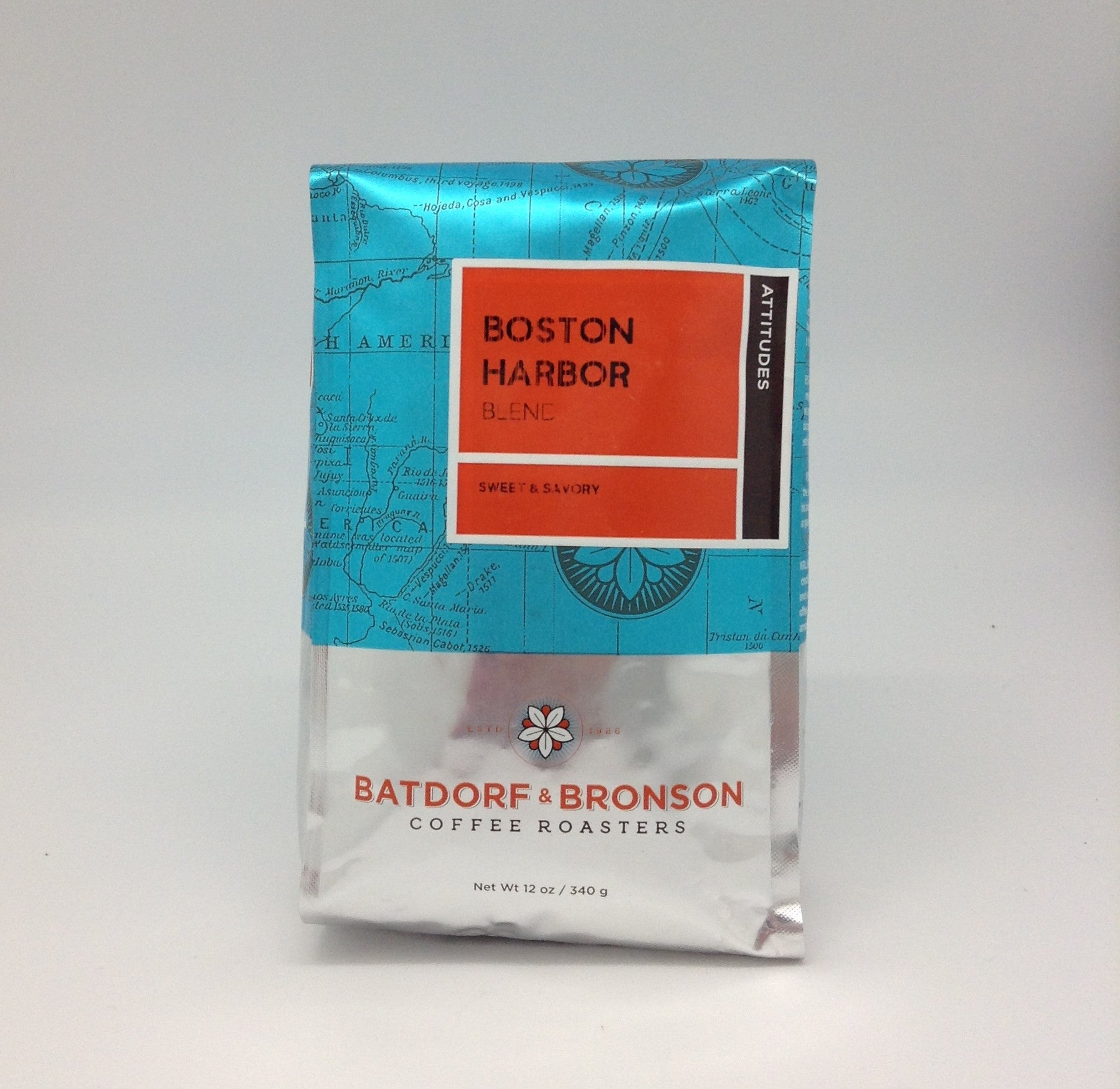 Batdorf & Bronson - Boston Harbor Coffee Blend