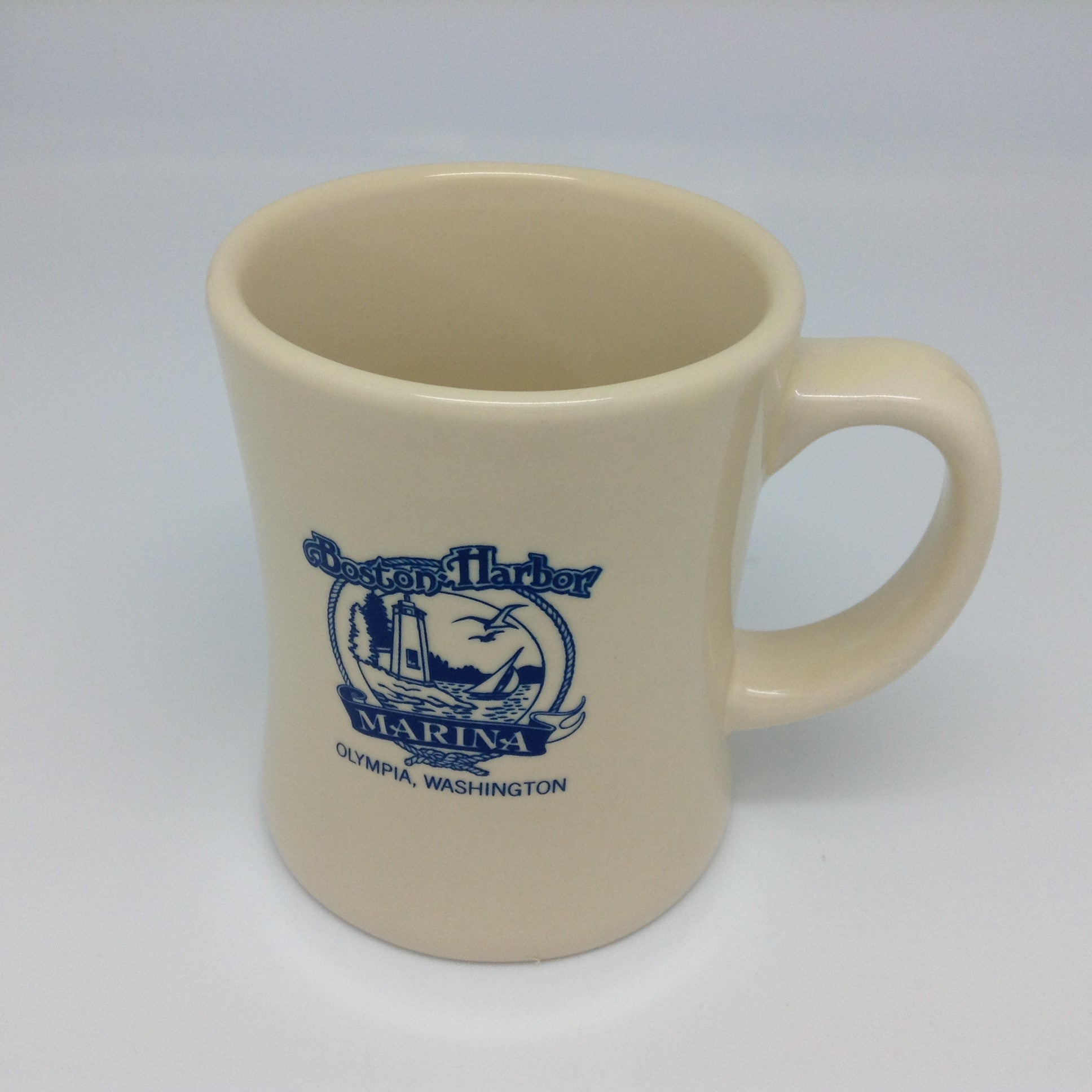 Boston Harbor - Mug - White