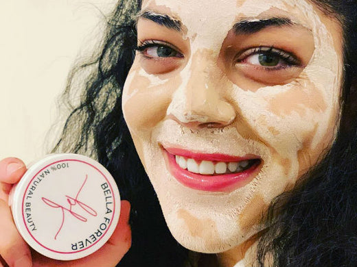 Pink Clay Mask Baby Belle