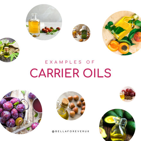 Examples of Carrier Oils