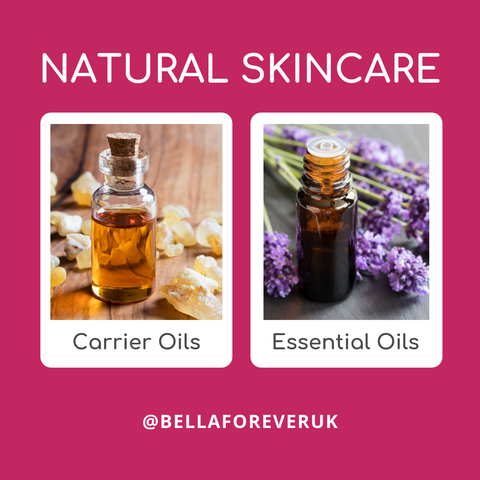 The Difference between Carrier Oils and Essential Oils