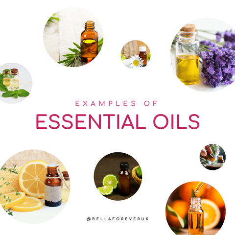 Examples of Essential Oils