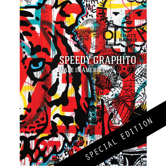 SPECIAL EDITION, Speedy Graphito: Made in America