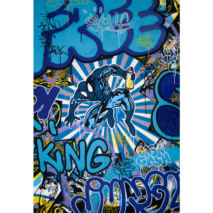 Free King (Unique Paper Piece)