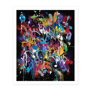 """My World"" Limited Edition Giclée"