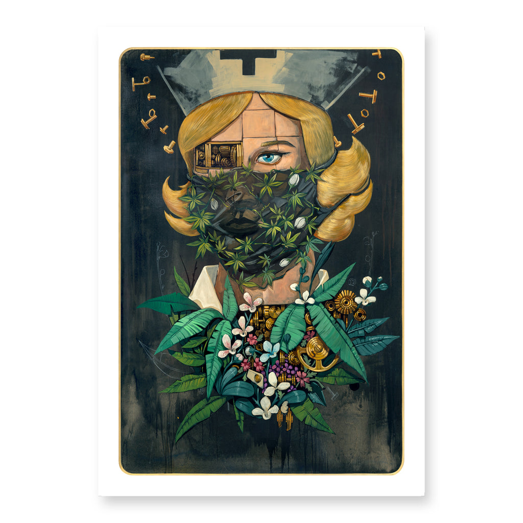 """The Nurse"" Limited Edition Giclée"