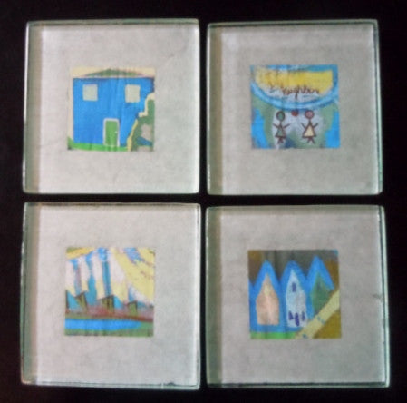 Wailing Wall Coasters