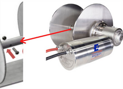 E-Z Anchor Puller Rebel Series - How to Change from free fall to direct drive