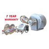 Simple and Friendly 7 Year Warranty on Stainless Steel Motors & Gearboxes, Lifetime Warranty on Stainless Steel Parts, 3 Year Warranty on Electronics.