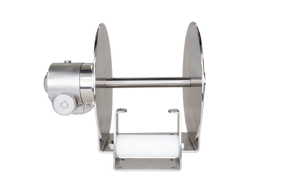 PATRIOT 1 - STAINLESS STEEL DIRECT DRIVE DRUM ANCHOR WINCH FOR BOATS TO 21'