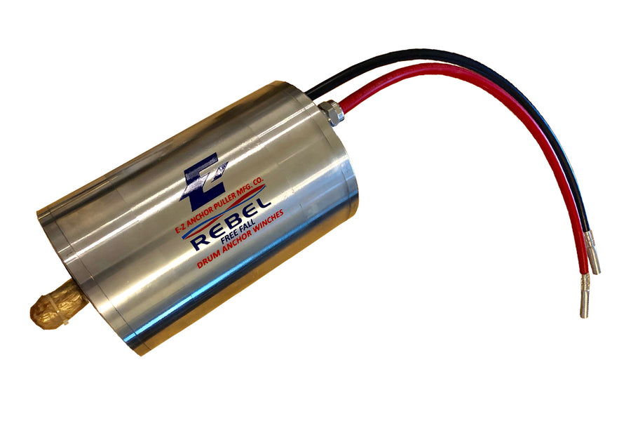 REBEL SERIES 24 VOLT MOTOR FOR EZ-5 & EZ-6 DRUM ANCHOR WINCHES