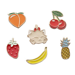 Cool Pins: Fruits