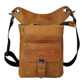 100% Genuine Leather Leg Pouch