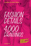 Fashion Details 4,000 Drawings