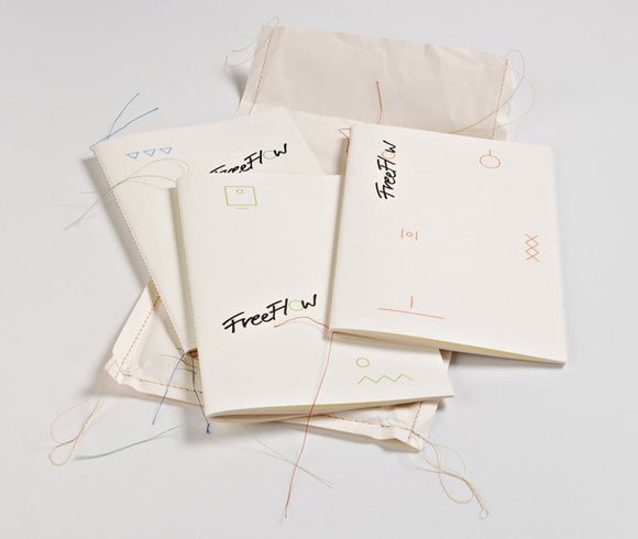 FreeFlow (Series of 3 Notebooks)