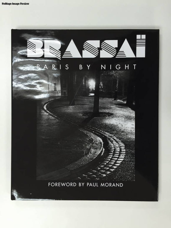 Brassaï: Paris by Night