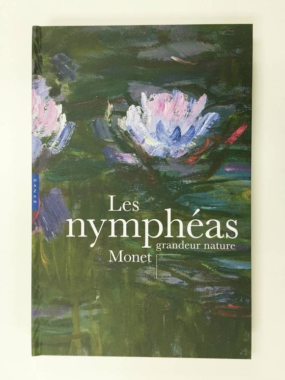 Nymphéas grandeur nature (Monet)