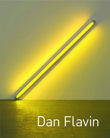 Dan Flavin Lights
