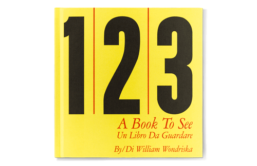 123 A Book to See
