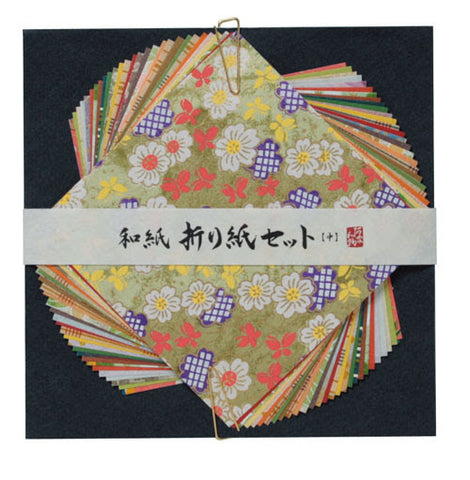 Yuzen Origami Mix - Medium