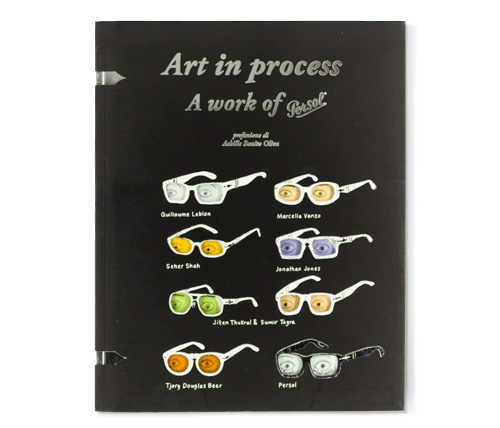 Art in Process. A Work of Persol