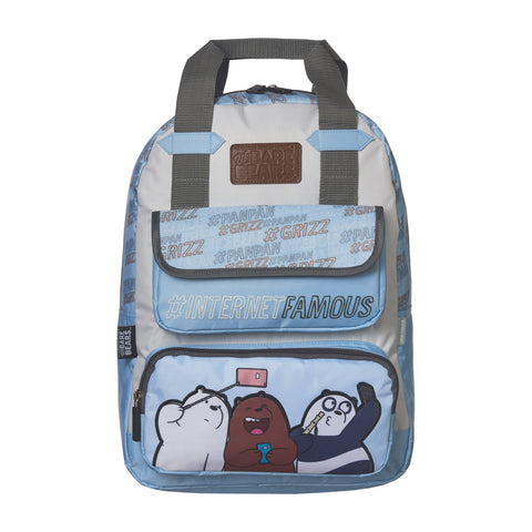 Mochila We Bare Bears