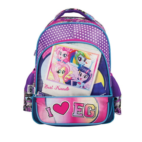 Mochila Kinder EQUESTRIA GIRLS